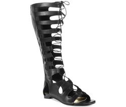 Bar III  - Violet Gladiator Sandals