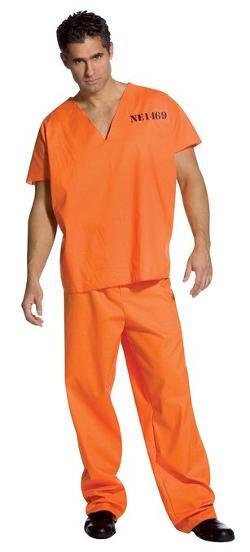 Rasta Imposta  - Jailhouse Jumpsuit Adult