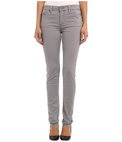 Calvin Klein Jeans - Brushed Sateen Five-Pocket in Monument
