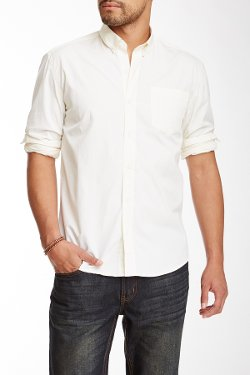 Work Rest Karma - Long Sleeve Chest Pocket Shirt