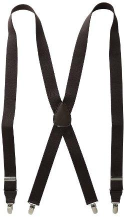 Status - Poly Elastic Drop Clip Suspenders