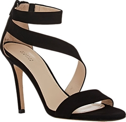 Barneys New York - Asymmetric-Strap Sandals