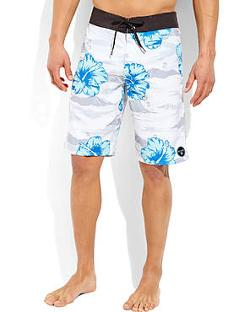 Billabong  - Stowaway Floral Board Shorts