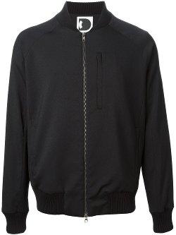 Delikatessen  - Zipped Bomber Jacket