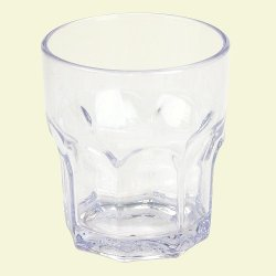 Carlisle - San Clear Rocks Tumbler Glass