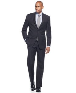 Michael Michael Kors - Striped Classic-Fit Suit