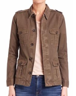 Frame - The Cadet Jacket
