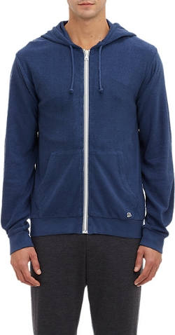 Burkman Bros.  - French Terry Zip-up Hoodie Jacket