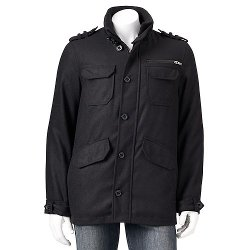 Helix - Military Jacket