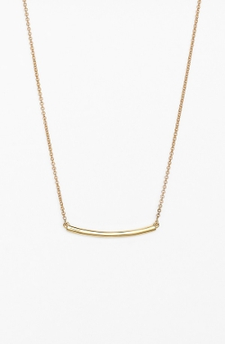 Bony Levy  - Bar Pendant Necklace
