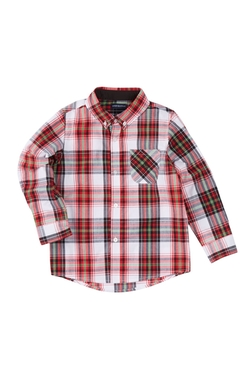 Andy & Evan  - Xmas Plaid Shirt
