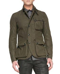 Belstaff - Boxworth 3-Pocket Military Jacket