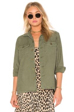 Equipment - Kate Moss For Equipment Major Shirt Jacket