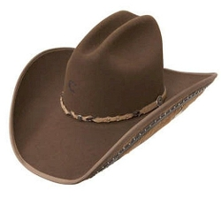 Charlie 1 Horse  - Rising Star Color Mink Cowboy Hat
