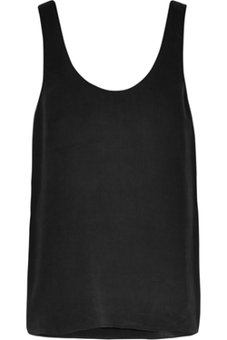 Equipment - Kaylen Washed-Silk Tank