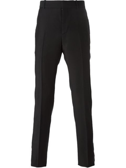 Alexander Mcqueen - Straight Leg Trousers