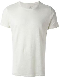 Majestic Filatures  - Round Neck T-shirt