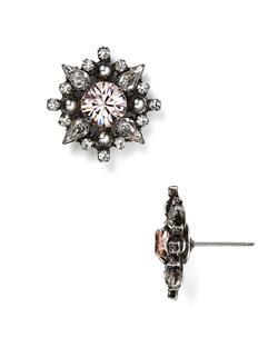 Dannijo - Alba Crystal Stud Earrings
