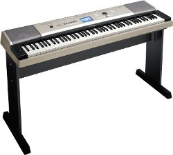 Yamaha  - Portable Grand Graded-Action USB Keyboard