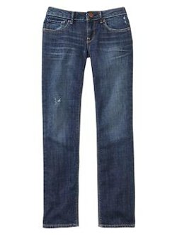 Gap Kids - 1969 Distressed Straight Jeans