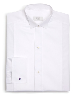 Eton of Sweden - Wing-Tip Bib Formal Dress Shirt