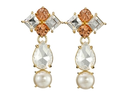 Kate Spade New York - Twinkling Fete Statement Earrings