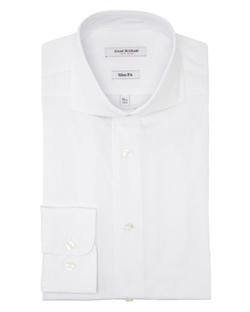 Van Heusen  - Regular-Fit Herringbone Shirt