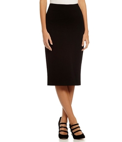 Vince Camuto - Ponte Pencil Midi Skirt