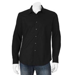 Apt. 9 - Casual Button-Down Shirt