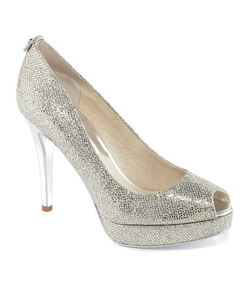 Michael Michael Kors York - Peep-Toe Pumps