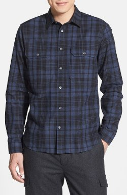 Vince - Utility Cotton Sport Shirt
