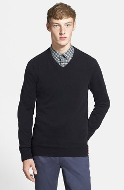 Vince  - Cashmere V-Neck Sweater