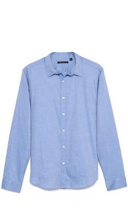 Theory - Zack Solid Dress Shirt