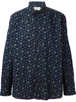 Saint Laurent  - Floral Print Shirt