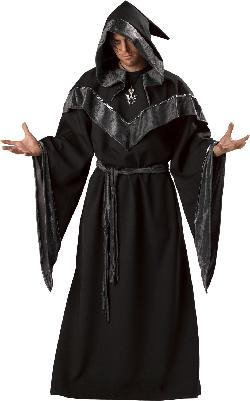 Incharacter - InCharacter Costumes, LLC Dark Sorcerer Full Length Robe