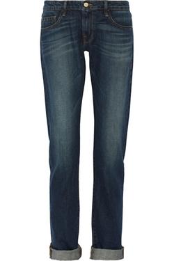 Frame Denim - Forever Karlie Mid-Rise Boyfriend Jeans