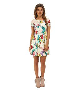 Gabriella Rocha  - Floral Print Dress
