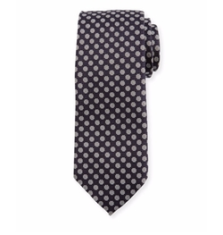 Tom Ford - Large-Dot Patterned Tie