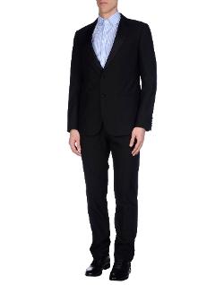 Armani Collezioni - Lapel Collar Suit