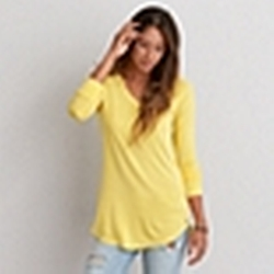 AEO - Long Sleeve Jegging T-Shirt