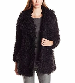 Cheap Monday - Faux Fur Curl Jacket