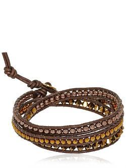 Colana  - Swarovski & Hematite Bracelet