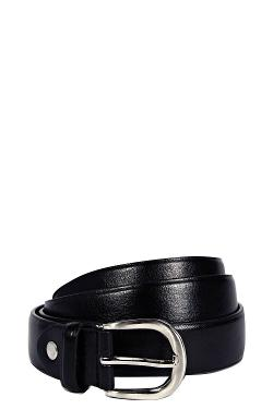Boohoo - Black Buckle Belt