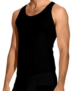 Zimmerli of Switzerland - Pique Como Tank Top