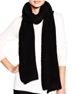 Stitch & Pieces  - Soft Knit Blanket Scarf