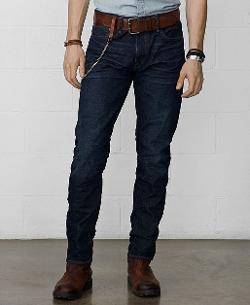 Denim & Supply Ralph Lauren  - Straight-Fit Orleigh Jeans