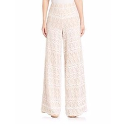 Alice and Olivia - Athena Super Flare Wide Leg Pants
