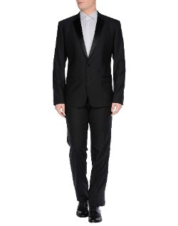 Dolce & Gabbana - Lapel Collar Suit