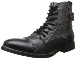Steve Madden - Fragments Combat Boots