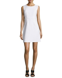Diane von Furstenberg - Sleeveless Carrie A-Line Dress